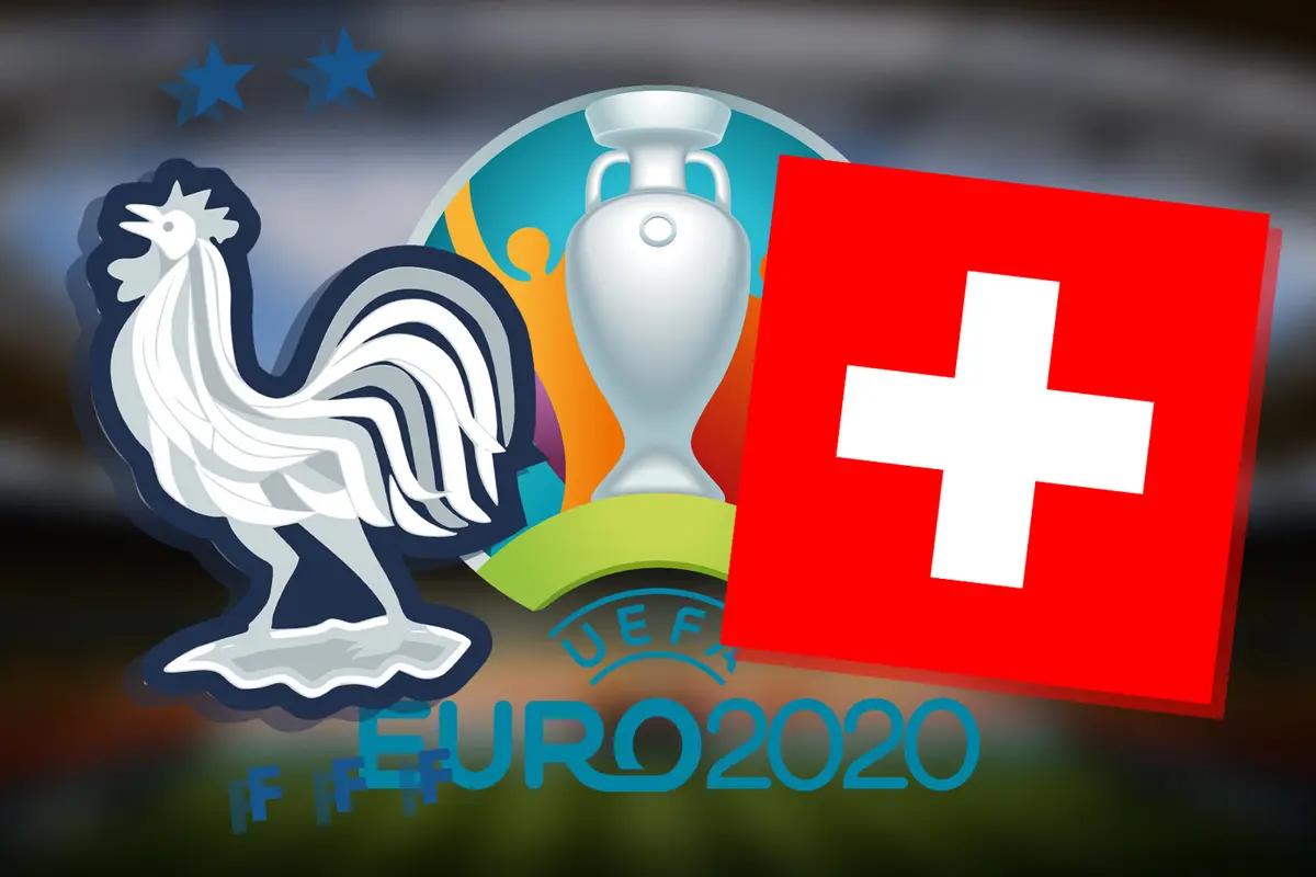 France vs Switzerland round of 16 Euro: Fixtures, match schedule, TV channels, live stream