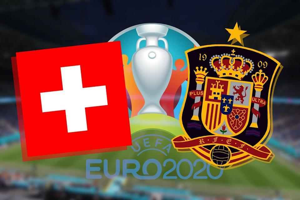 How to Watch Switzerland vs Spain: TV channels, Live stream, Online