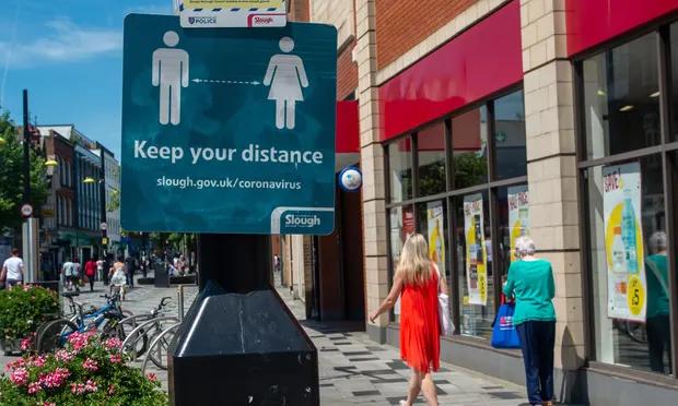 Boris Johnson's plan to lift social distancing rules in the U.K despite concerns