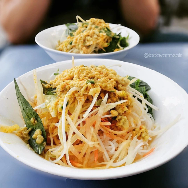 All the flavours of the ingredients blend together make the diners fall in love right after the first bite. Photo: @todayanneats