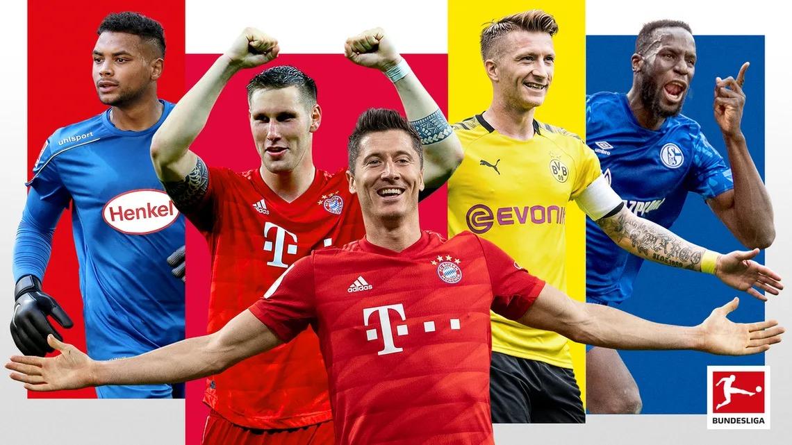 Bundesliga 2021/22: Full Fixtures, Schedule, Key Dates, How To Watch