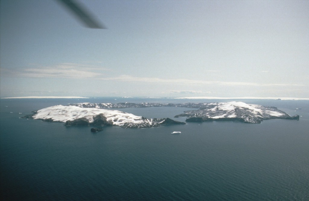 Photo: British Antarctica Survey