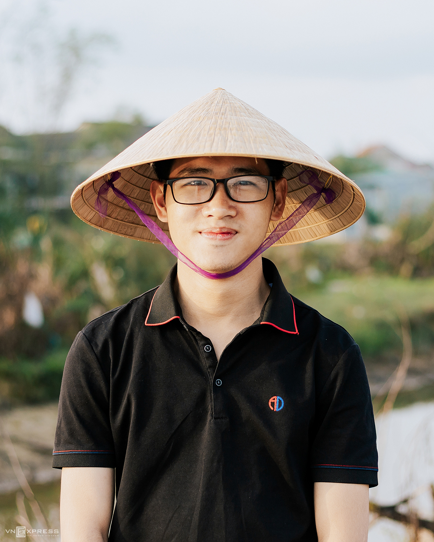 A Different Bird Eye's View Over Vietnam