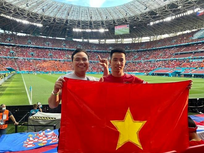 Memorable Stories: How Did Vietnamese People Living Abroad Celebrate Euro 2020?