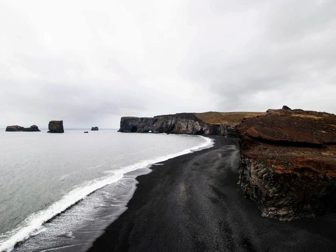 Reynisfjara - The Famous Black Sand Beach In The World