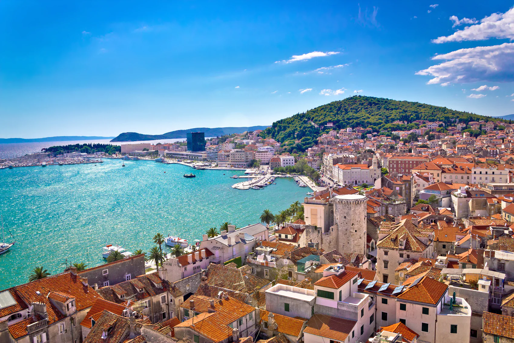 Croatia has already reported a 40% increase in tourists relative to last year. Photo: Getty Images