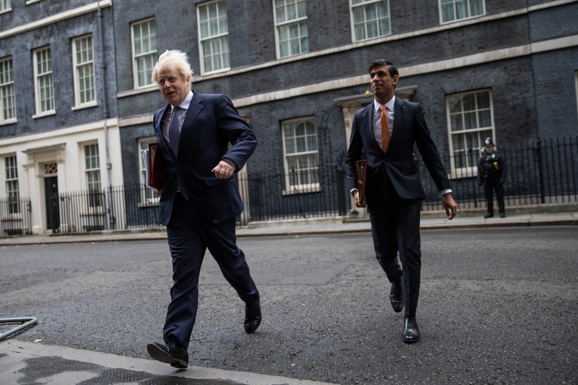 """UK Prime Minister Boris Johnson Self-Isolates, Pleading People To """"Stick With The Rules"""""""