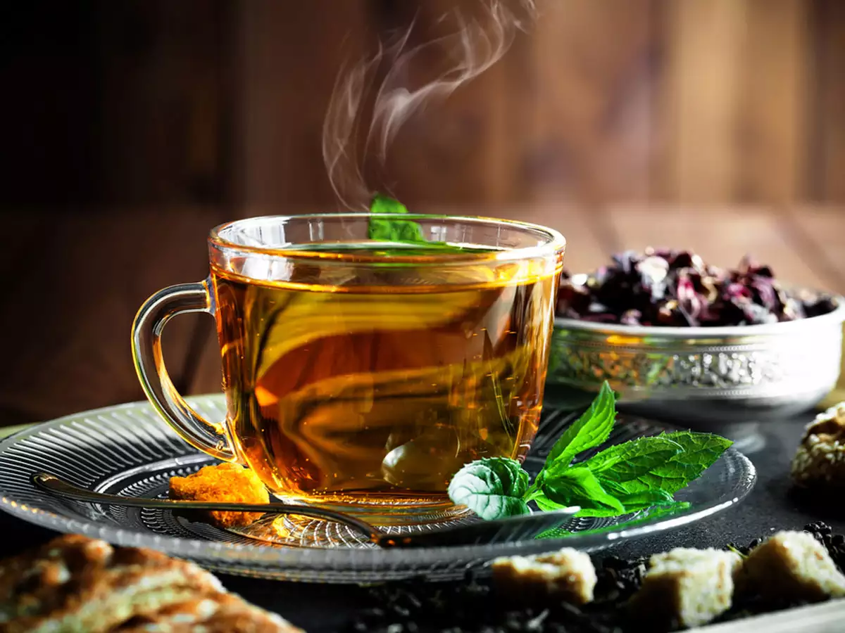 The Origins and Positive Effects of Healthy Herbal Tea