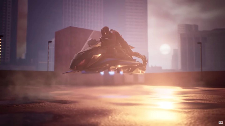 The Speeder flying motorcycle: Jetpack Aviation's latest projectJetpack Aviation