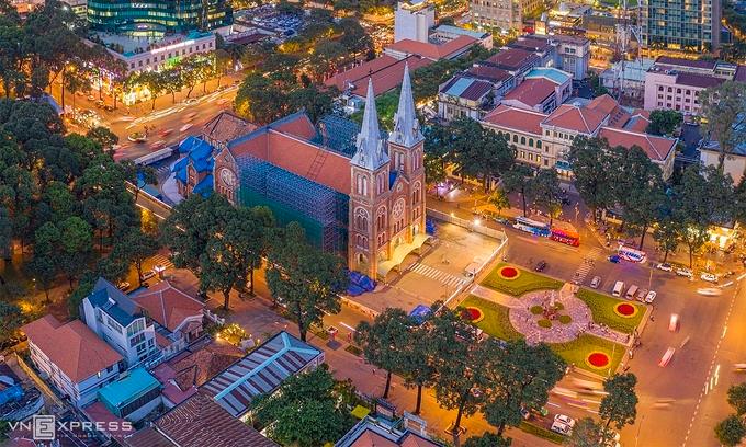 Three Vietnam Cities Voted Among World