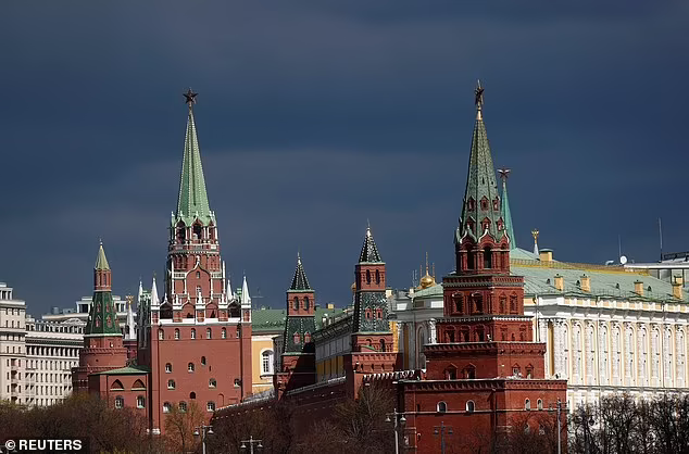 The Kremlin (pictured) was aware of the tests, spokesman Dmitry Peskov said, describing them as timely and saying that Russia had to be ready for anything. Photo: Reuters
