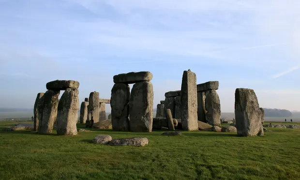 Unesco says Stonehenge will be put on its danger list unless plans for the A303 road tunnel are changed. Photograph: Matt Cardy/Getty Images