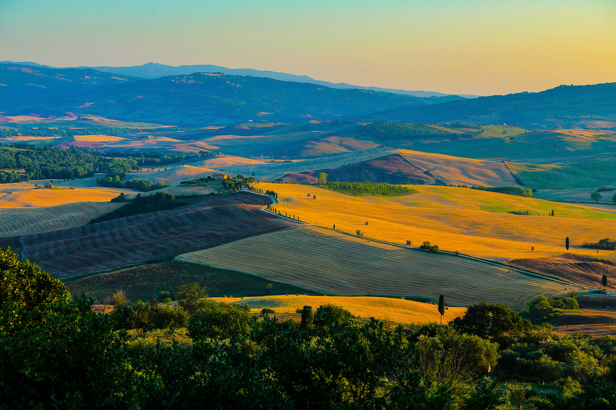 Alluring and Peaceful Tuscany -