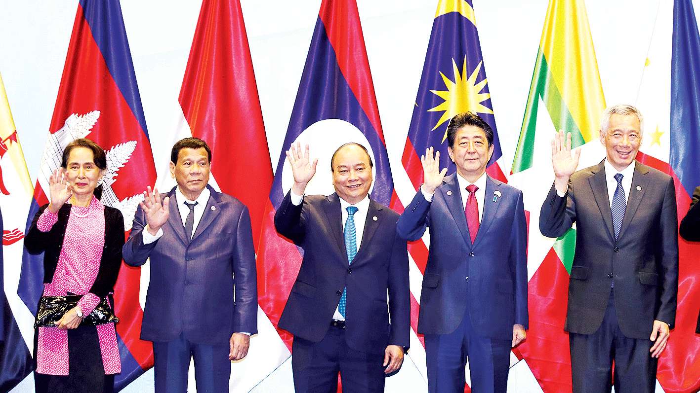 26-Year Membership of Vietnam in ASEAN: History, Vietnam's role and Constribution to ASEAN