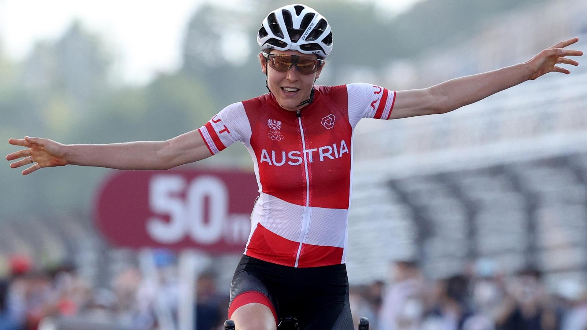 Tokyo Olympics 2020 Update: Anna Kiesenhofer Wins Shock Road Race Gold