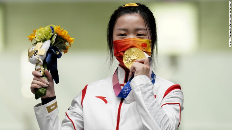 China Off To A Strong Start At Olympics, Causing Nationalist Sentiment To Rise