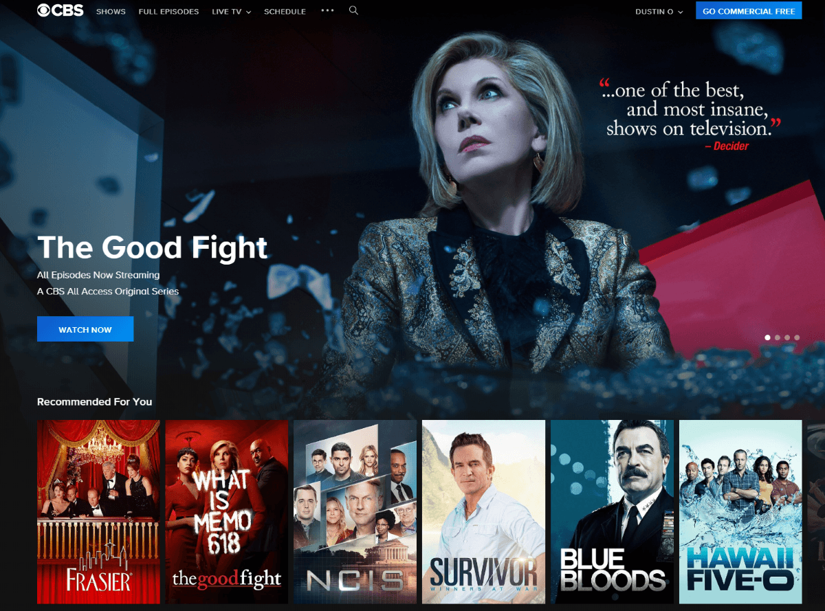 How To Watch CBS in Thailand: Live Online and Stream For Free