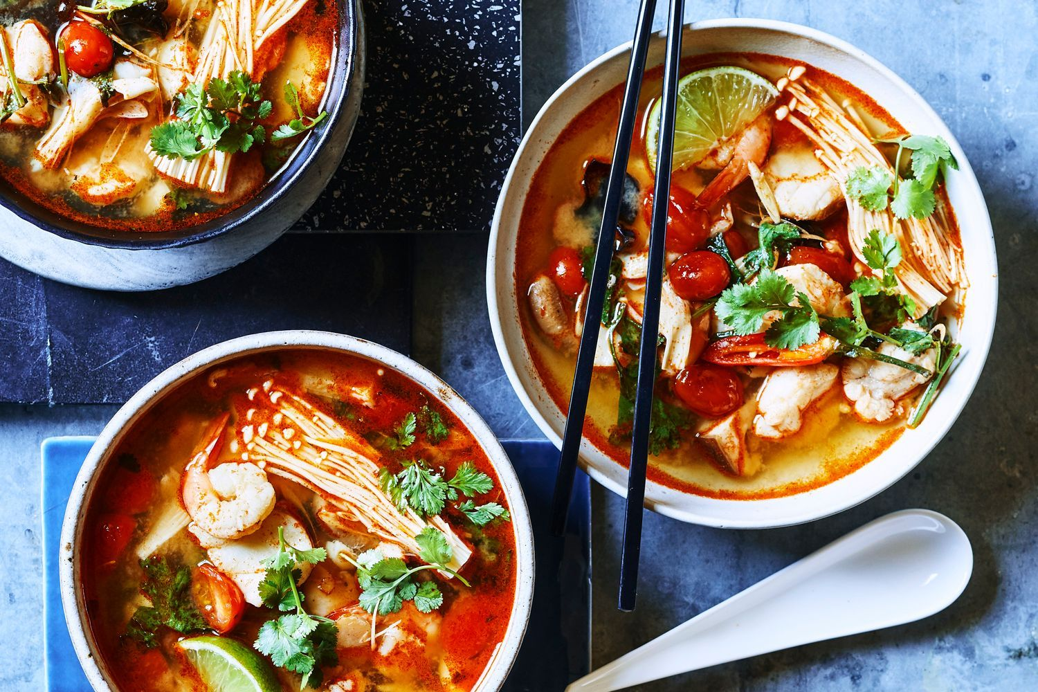 Most Popular Thai Dish: Tom Yum Goong with An Untold Story