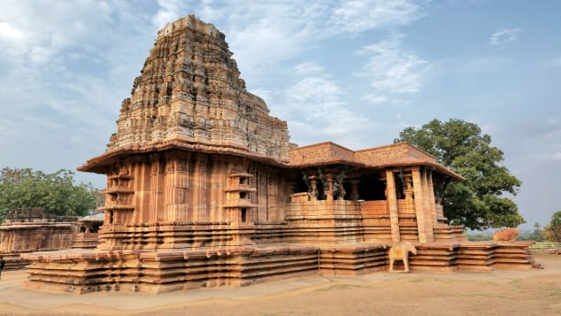 India's Ramappa Temple, also known as Rudreshwara Temple, is another addition to the UNESCO list. Banda Sridhar Raju/ASI/UNESCO