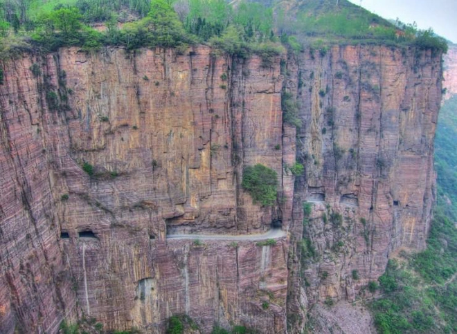 Living On Cliffs: The Thrilling Dangers of A Chinese Village