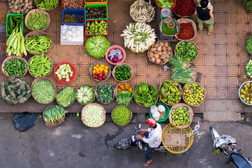 Vietnam's culinary pedigree is a major draw for foodie travelers © Alexander Frais / 500px