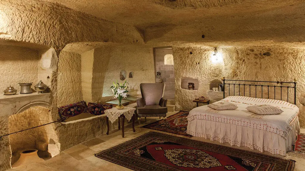 Best and Most Luxurious Cave Hotels in Cappadocia, Turkey for Travellers