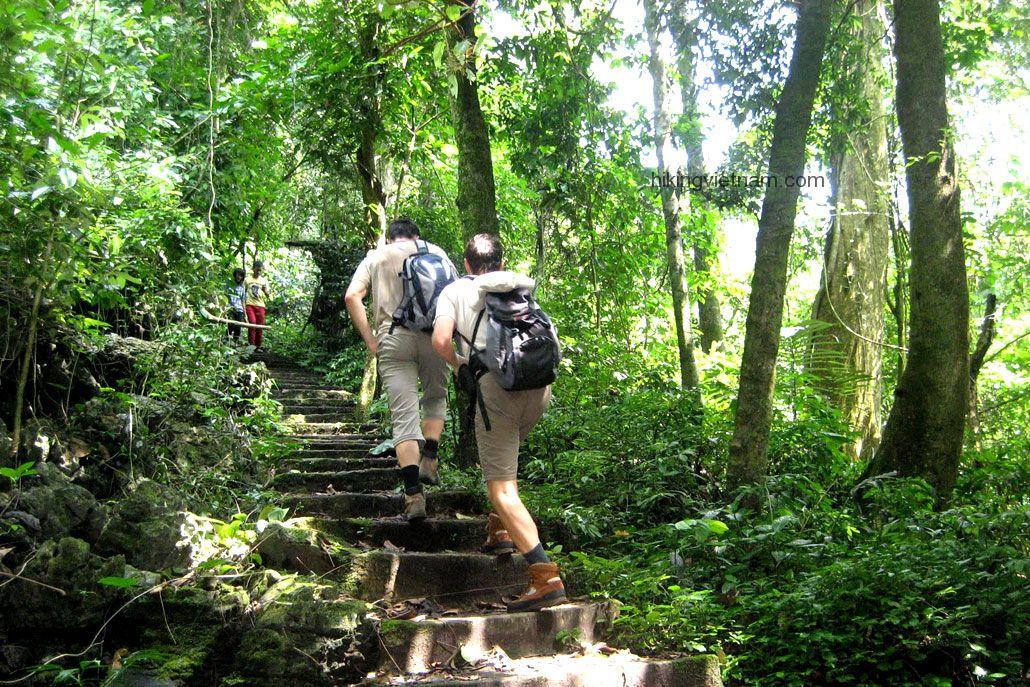 Photo: Hiking Vietnam
