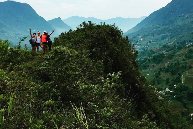 Top Six Discovered Places For Trekking In Vietnam