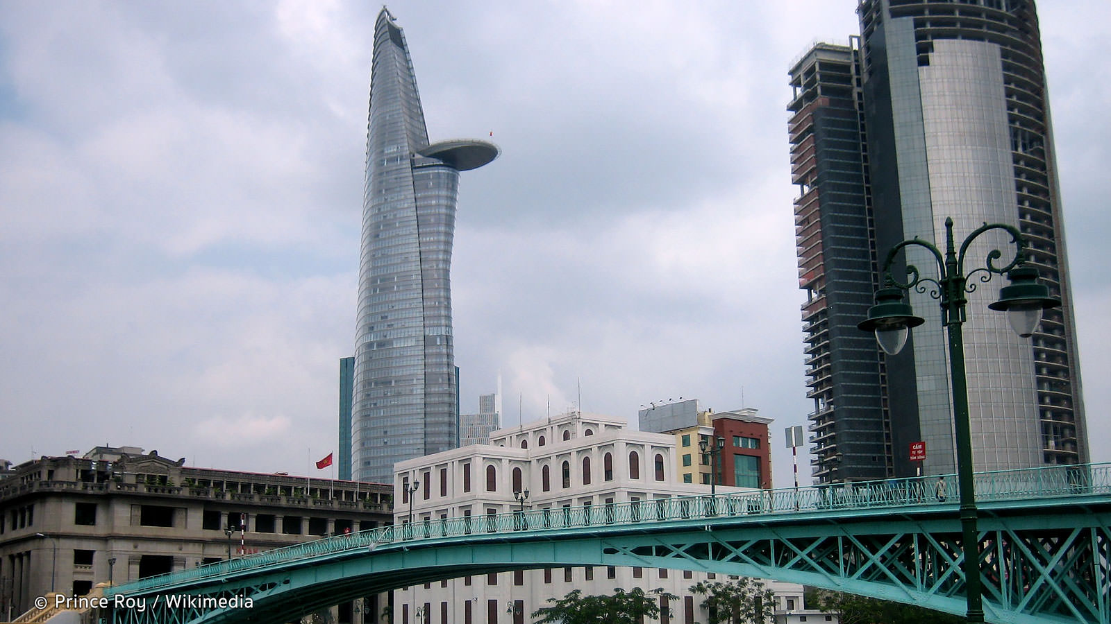 Top 5 Most Impressive Architectural Designs in Ho Chi Minh City