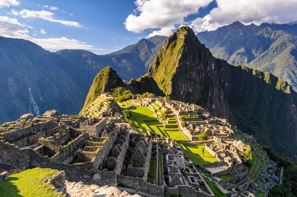 Machu Picchu, a Peruvian Historical Sanctuary in 1981 and a UNESCO World Heritage Site in 1983. (Image credit: Shutterstock/Anton_Ivanov)