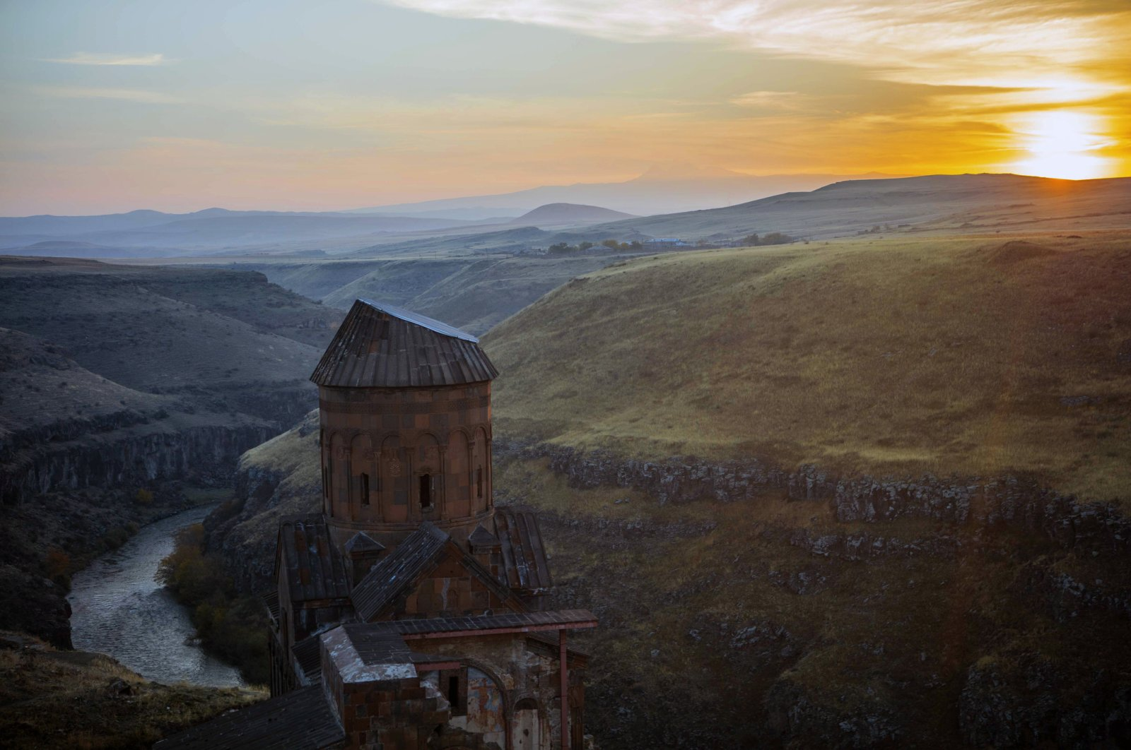 Ani - The Forgotten Ghost City That Was Once The 'City of 1,001 Churches'
