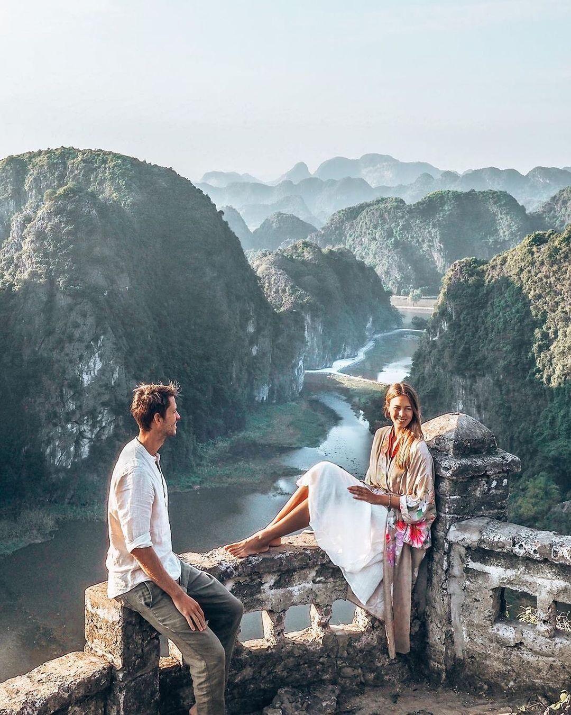 """Top Beautiful Spots For Instagram """"Check-in"""" in Vietnam"""