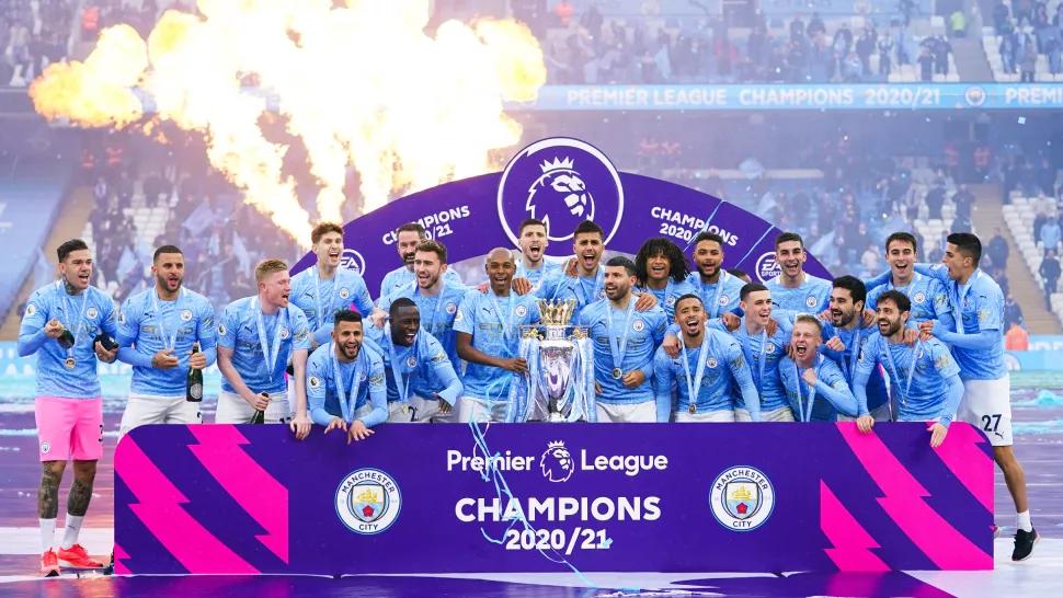 Manchester City (Image credit: Matt McNulty - Manchester City/Manchester City FC via Getty)