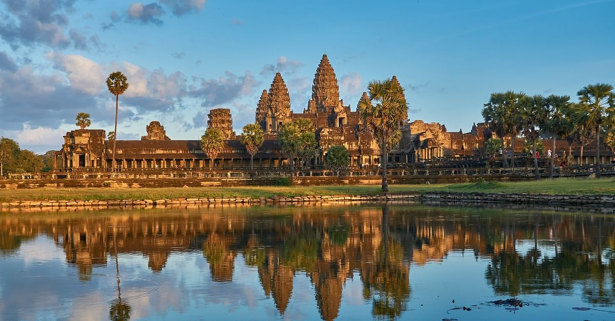 Interesting Facts About Angkor Wat - The Acient Temple of Cambodia