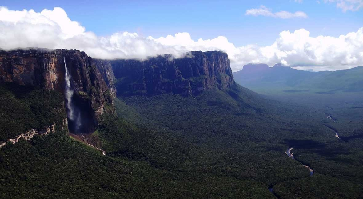 Conquer The Mesmerizing and Mysterious Highest Waterfall In The World