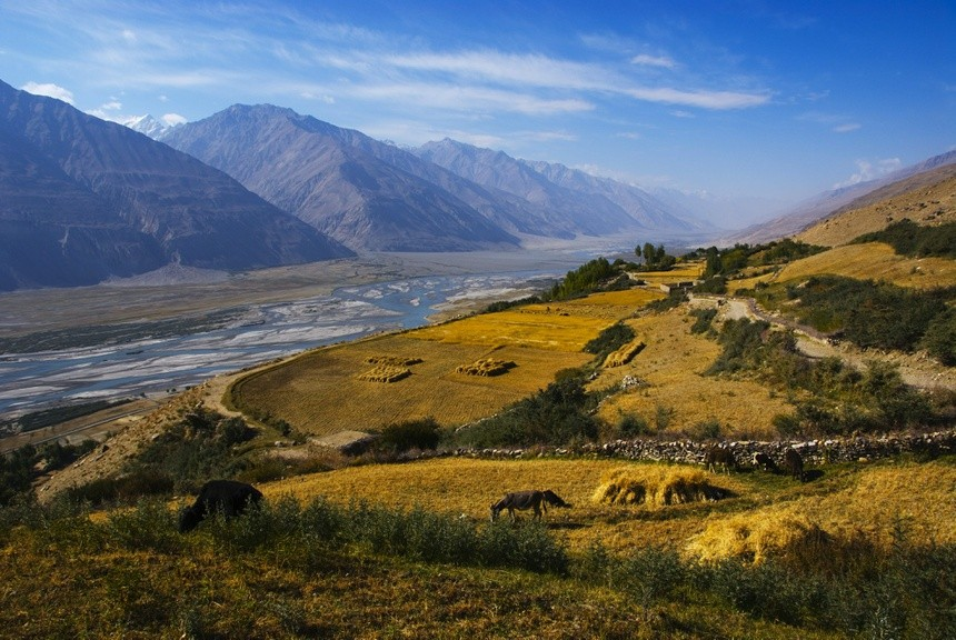 The Mysterious Land of Afghanistan
