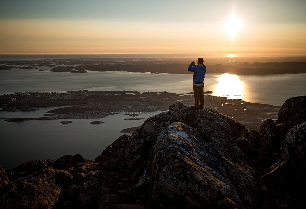 Photo: Greenland travel