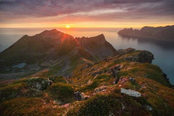 7 Amazing Places Where The Sun Never Sets In The World