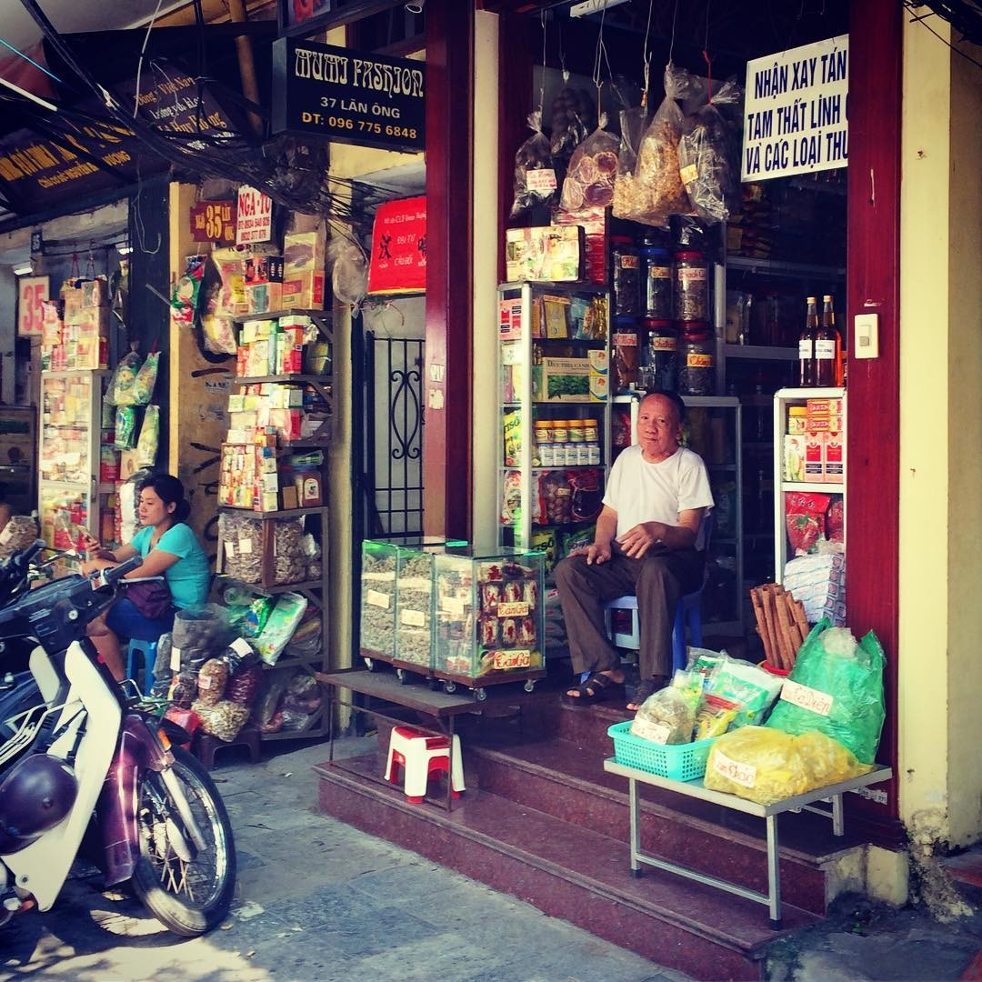 Famous and Most Memorable Streets in Hanoi's Old Quarter