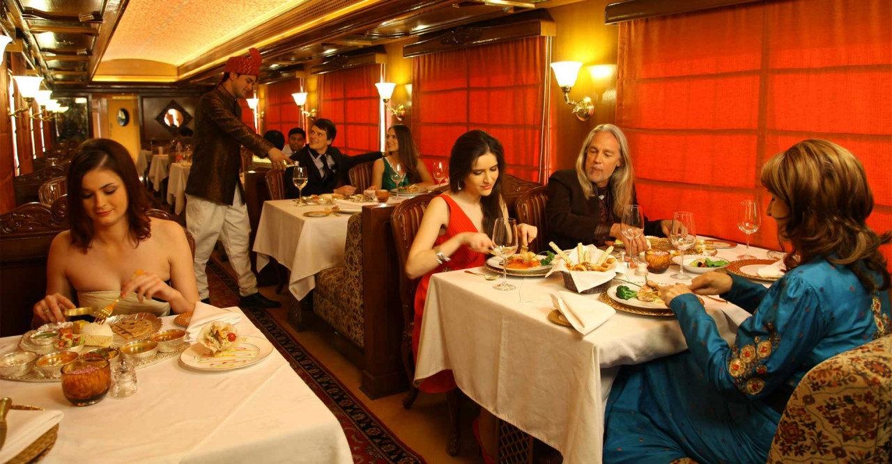 Photo: Maharaja Express