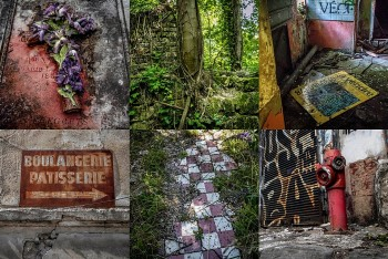 The Eerie Beauty of 40-year-old Paris Ghost Town of Goussainville