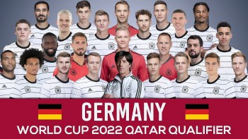 World Cup 2022 Germany Qualifiers: Match Schedule, Standings, Squad, TV Channel