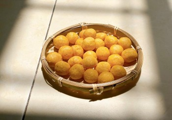 Longan Cake: A Sweet Gift For Loved Ones From Nam Dinh