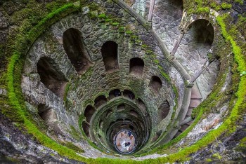 The Mysterious Initiation Well at Quinta da Regaleira