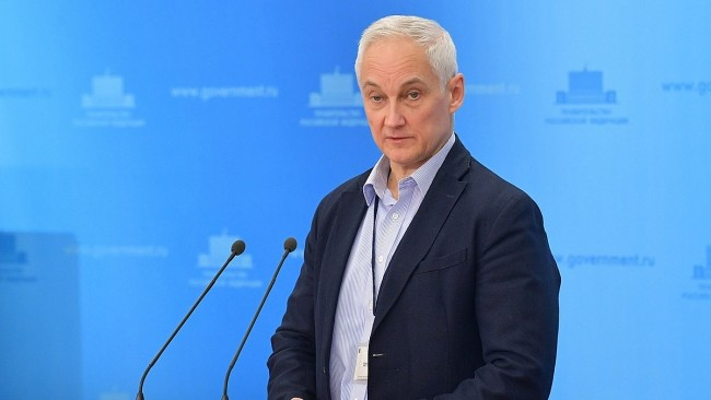 Russian Deputy Prime Minister Andrei Belousov: Biography, Personal Profile, Career