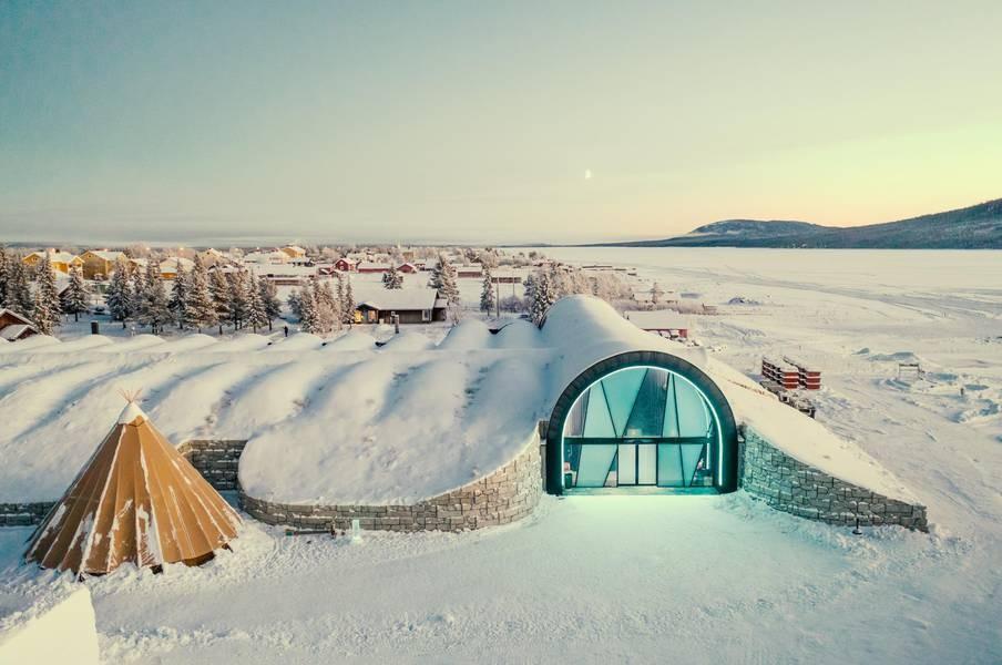 Eternally Frozen In Ice: Inside The Mesmerizing Icehotel in Sweden
