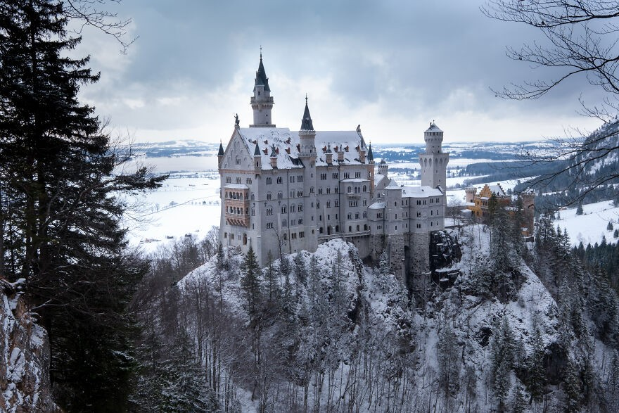 The Most Beautiful Castles Around The World Through Dutch Photographer's Lenses