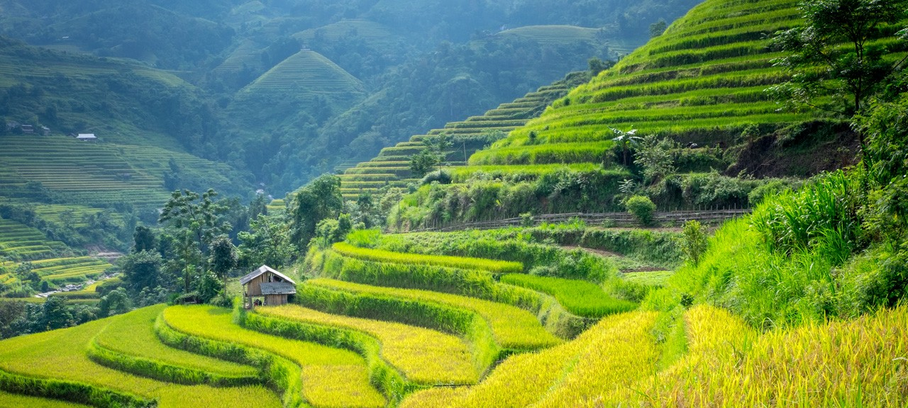 Photo: Trails of Indochina