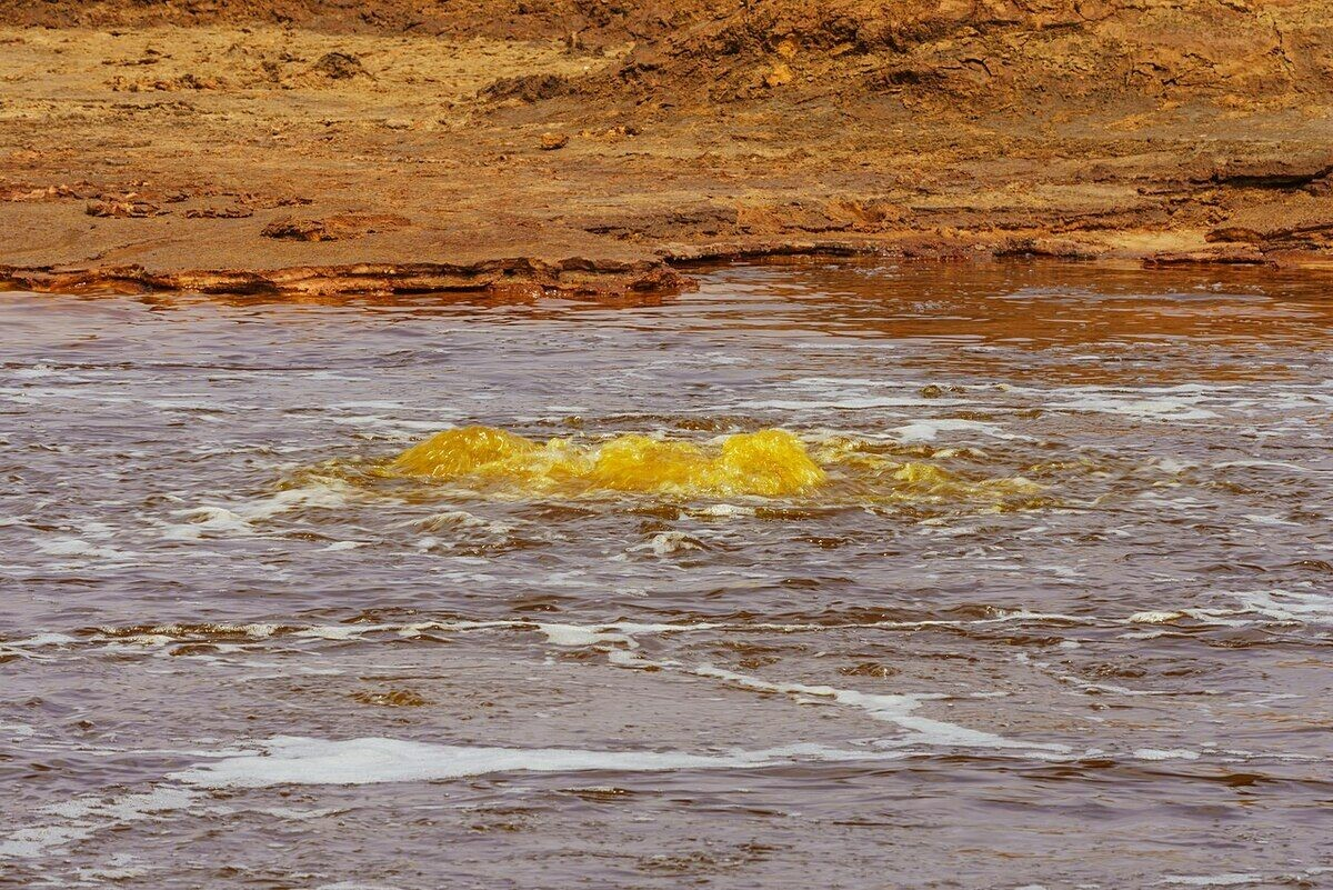 Hot water bubbling up in Gaet'ale Pond. A.SAVIN/FREE ART LICENSE (CREATIVE COMMONS)