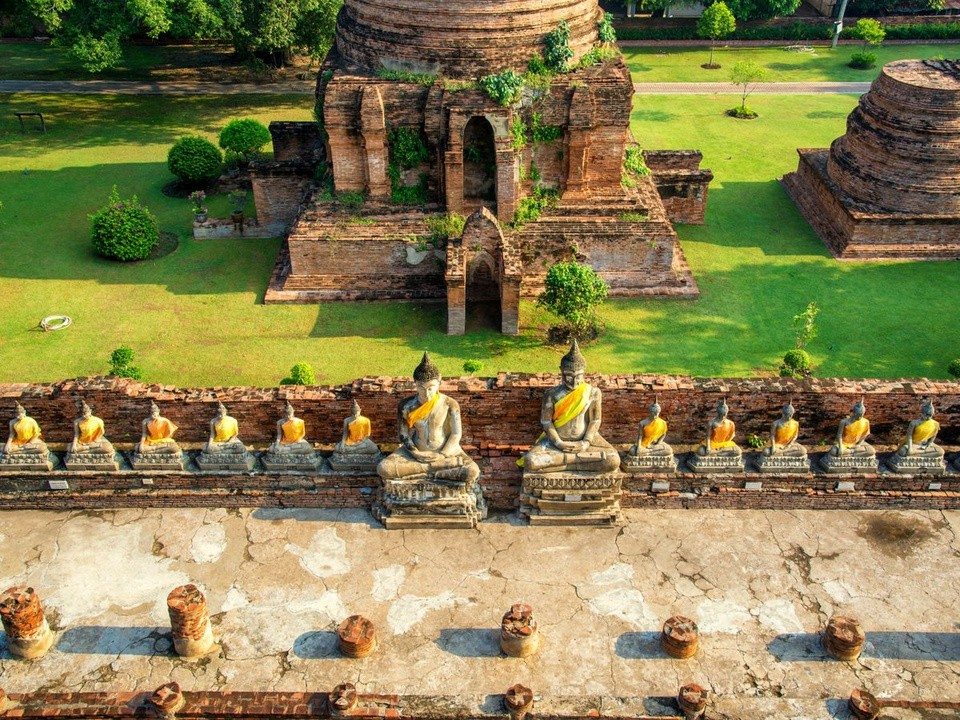 Cultural Destination: Visit The Peaceful And Acient Ayutthaya of Thailand